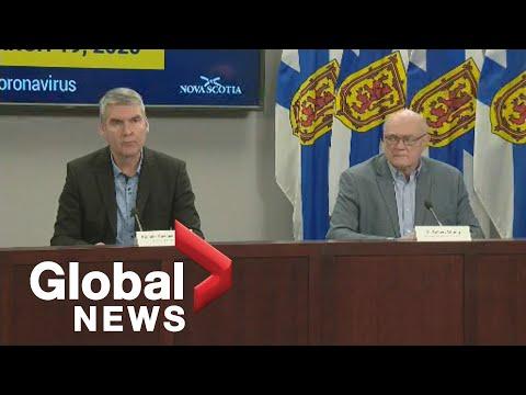 Coronavirus Outbreak: Nova Scotia Health Official Calls Community Spread 'inevitable'   FULL