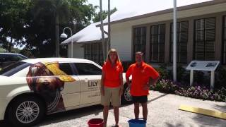 Lily & Co. Jewelers takes ALS Ice Bucket Challenge