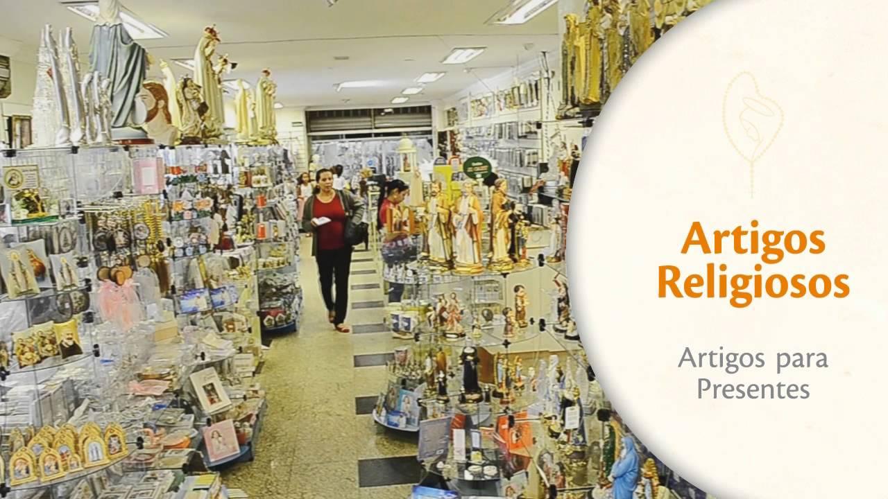 Comprar artigos religiosos catolicos