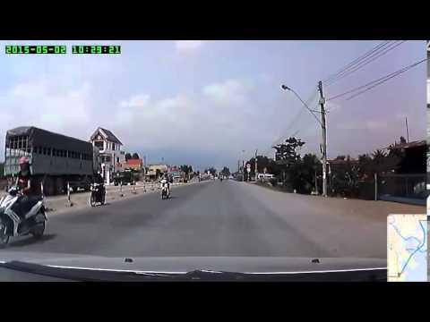 QL - Đoạn ngang qua Ninh Hiệp, Ninh Hòa, tỉnh Khánh Hòa