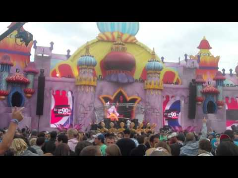 Virtual Zone @ Tomorrowland 2011
