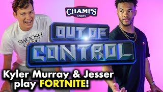 Kyler Murray is a First-Round Draft Pick in Football, Baseball … and Fortnite? | Out of Control