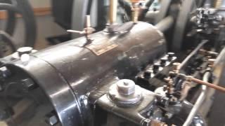 Foos Hit Miss Gas Engine