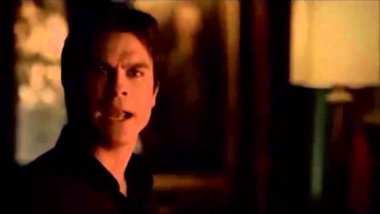 Voice over 1 the vampire diaries 4x23 damon y elena for Damon y elena
