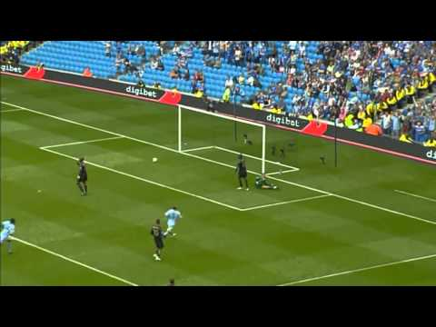 Manchester City 6-0 Portsmouth [HD]