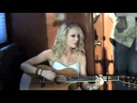 Taylor Swift Teardrops on My Guitar Unplugged