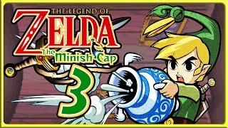 THE LEGEND OF ZELDA THE MINISH CAP Part 3: Minish-Link mit dem magischen Krug im Wald-Schrein
