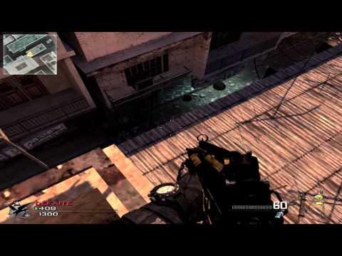 MW2 | Vidéo détente/glitch sur Karachi
