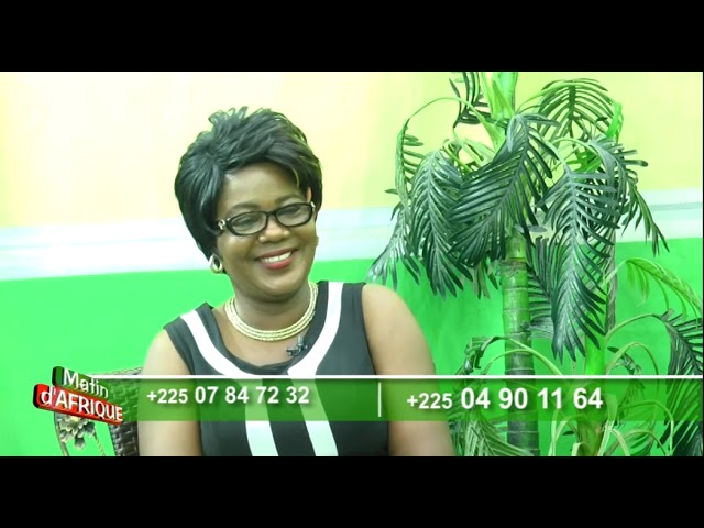 Matin d'Afrique Ruth 2018 09 14 1