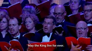 Zadok The Priest From The Royal Albert Hall  HD