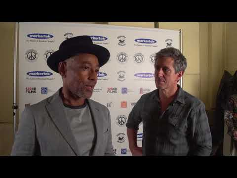 "Giancarlo Esposito and Michael Berry Talk ""Stuck"" @ Woodstock Film Festival 2017"