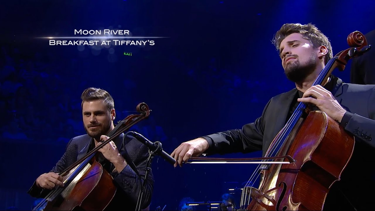 2CELLOS - Moon River [Live at Sydney Opera House]