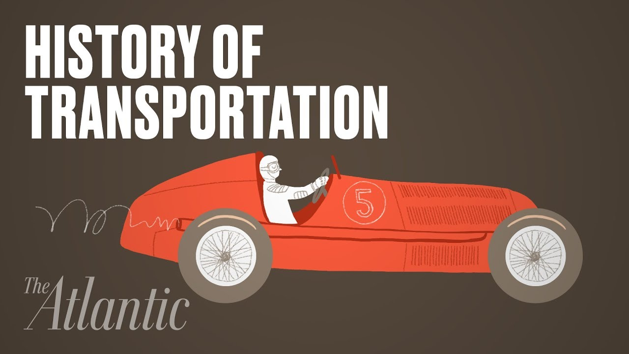 An Animated History of Transportation - YouTube
