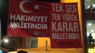 15 Temmuz Milli Mücadele Demokrasi Nöbeti Murat Belet Konseri KELKİT