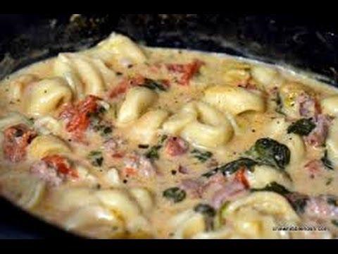 Win Or Fail Friday: (Crockpot) Cheese Tortellini W