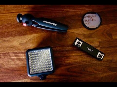 Top Camera accessories