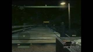 Commandos Strike Force PC Games Gameplay - Wrong place,