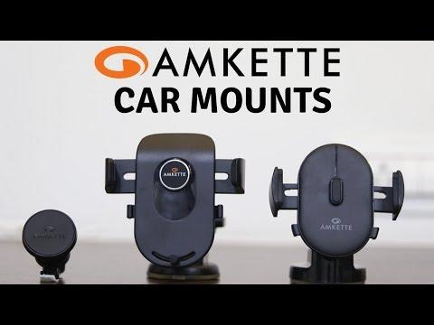 Amkette Mobile Car Mounts Unboxing | Tech Unboxing 🔥