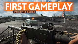 Battlefield 5 PACIFIC GAMEPLAY + Impressions