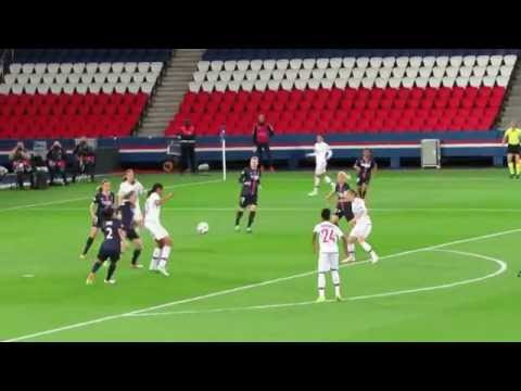 Paris Saint Germain vs Olympique Lyonnais Féminin (#football - Lundi 2 mai 2016)
