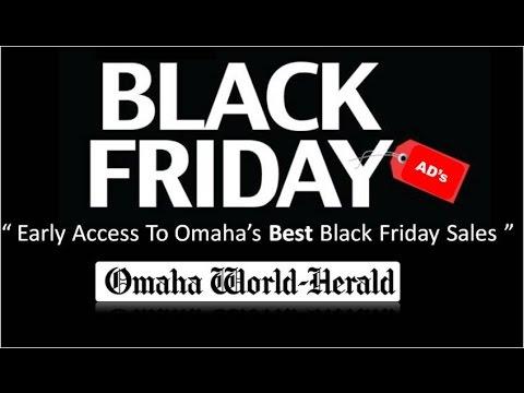 Omaha | Black Friday | Black Friday Deals | Best Black Friday Sales In Omaha