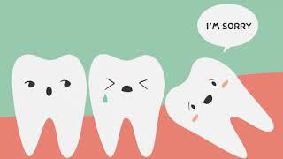 как долго растет зуб мудрости?