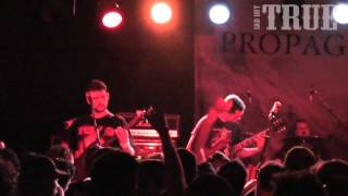 Propagandhi - Night Letters @Live 2012/10/10