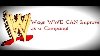 Numerous Ways WWE Can Raise RAW Ratings&Improve Its Company