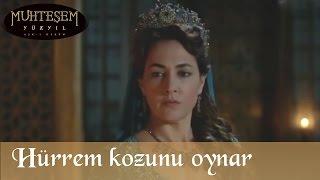 Hürrem, Fatma Sultan'a Kozunu Oynar - Muhteşem Yüzyıl 108.Bölüm