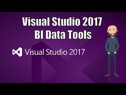 Visual Studio 2017 - BI Data Tools (SSDT) - YouTube