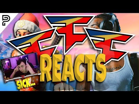 FaZe Reacts to Parallel...