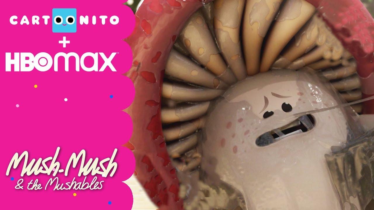 Mush-Mush i Grzybaszki | Ślimakomiłość | Boomerang