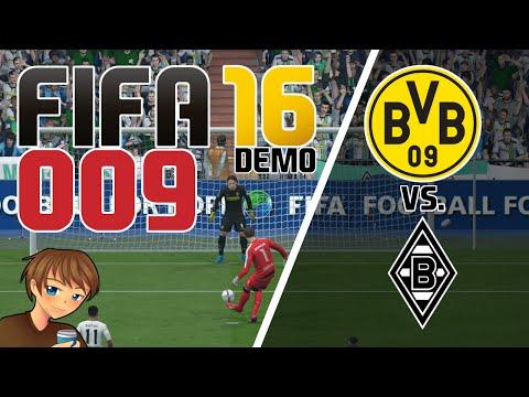 FIFA 16 DEMO #009 - Roman Weidenfeller: Elfmeterheld ■ Let's Play FIFA 16 Demo