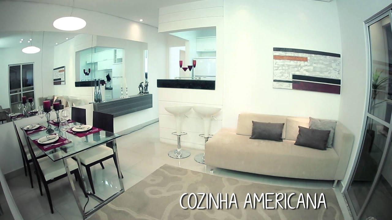 Sala E Cozinha Americana Mrv Trendy No Parque Esplanada Ii Aps Mrv  -> Papel De Parede Sala Mrv