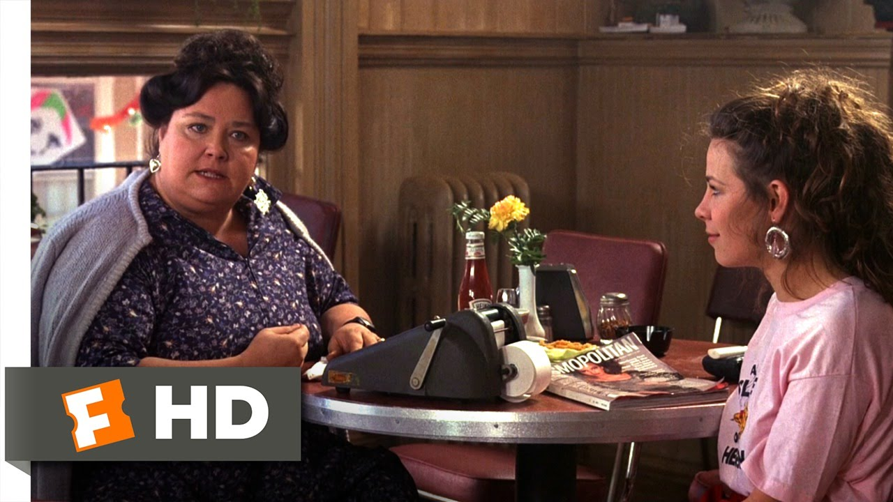 Mystic Pizza (4/11) Movie CLIP - Don't Monkey With ...
