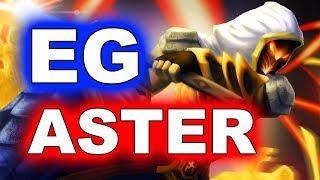 EG vs ASTER - WHAT A PERFORMANCE - CHONGQING MAJOR DOTA 2