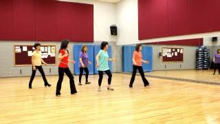 Oh Sayang (Oh My Love) - Line Dance (Dance & Teach in English & 中文)