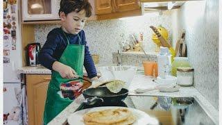Кулинарный урок от Эмиля Михалыча.