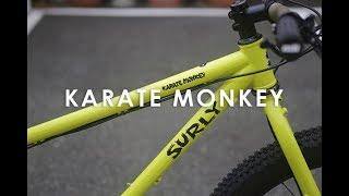 2019 Surly Karate Monkey Lemon Lime Soda