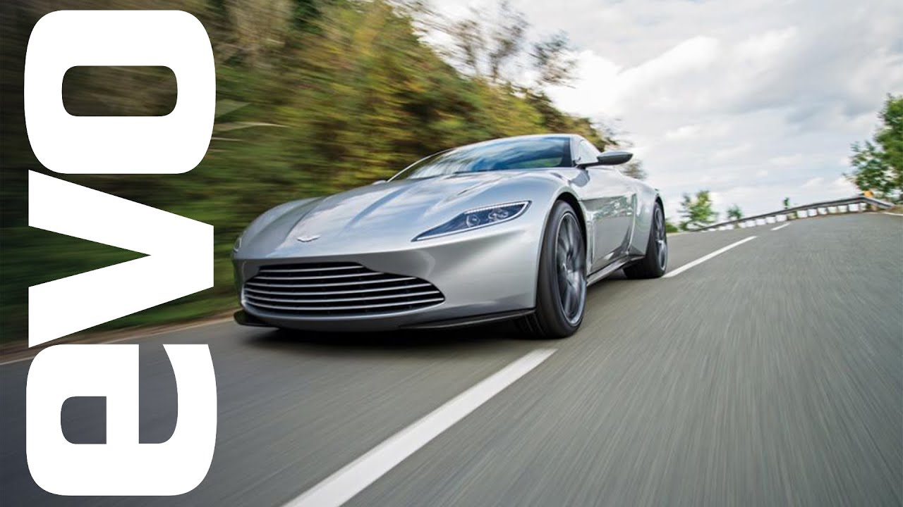 Aston Martin Db10 What S It Like To Drive A Bond Car Evo Review