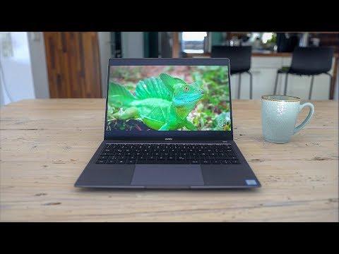 Beste MacBook Alternative? Huawei MateBook X Pro im Test  deutsch