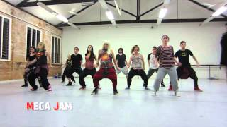 'Grown Woman' Beyonce choreography by Jasmine Meakin (Mega Jam)