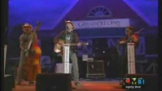 Hank Williams III, Hank Sr 50th Anniversary Grand Ole Opry.flv