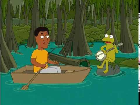 Familly Guy Kermit's Swamps