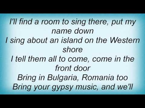 Luka Bloom - Gypsy Music Lyrics