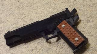 LEGO Colt M1911 - World at War