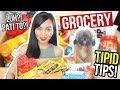 SM GROCERY HAUL (Food & Toiletries) + Tipid Tips! | RealAsianBeauty