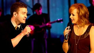 Reba McEntire feat. Justin Timberlake - The Only Promise That Remains (Live on Oprah 2007)