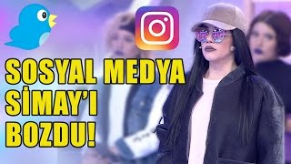 Sosyal Medya'daki O Yorumlar Simay'ı Etkildi, Kemal Doğulu Uyardı!