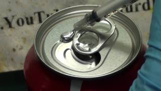 Gallium Induced Structural Failure of a Coke Can